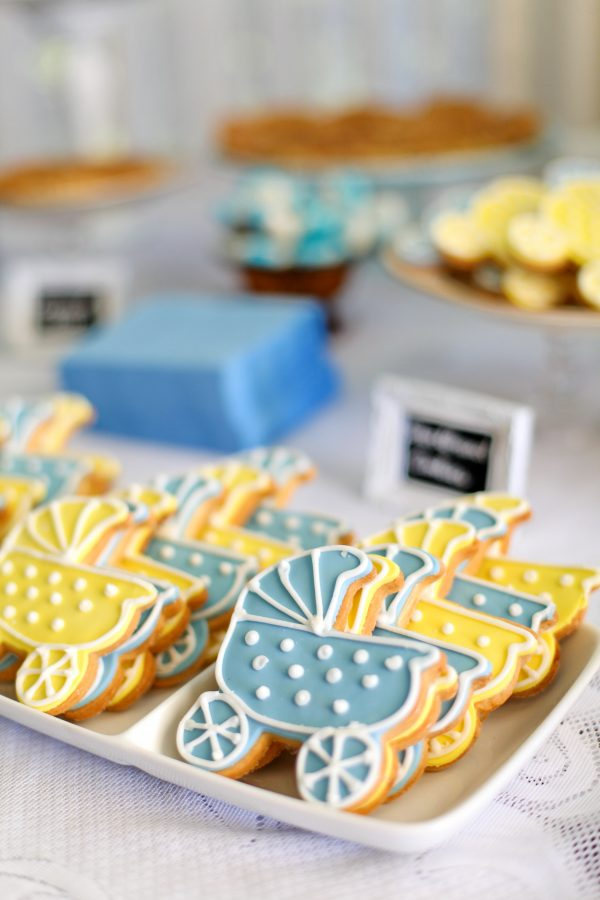 dessert ideas stylish los angeles baby shower