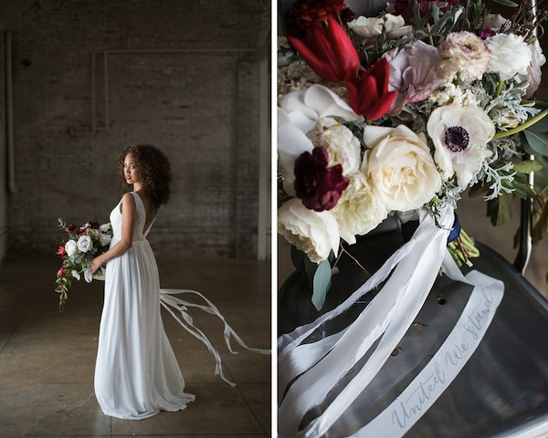 fourth of july wedding inspiration_ wedding gown honeypot los angeles