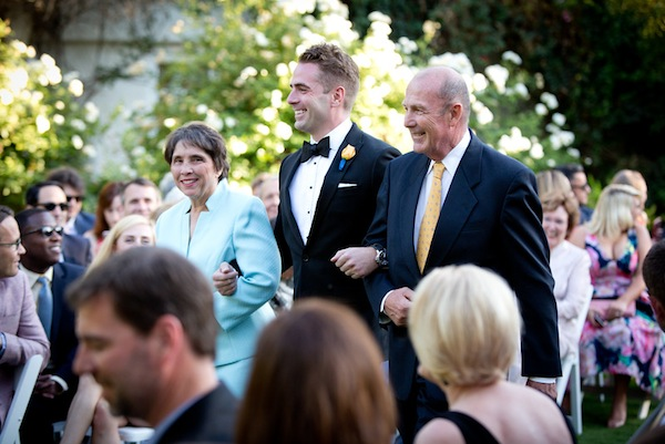 Palm Springs Wedding Ceremony | Photography Courtney Vogel | Planning Meadows Events
