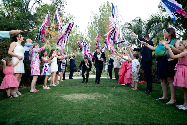 Ceremony | Parker Palm Springs | Palm Springs, California | Wedding Planning Meadows Events