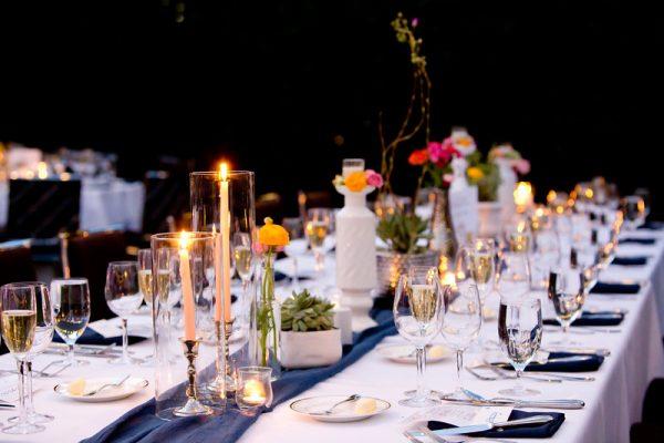 JS + A Wedding Reception Parker Palm Springs | Palm Springs, CA | Meadows Events