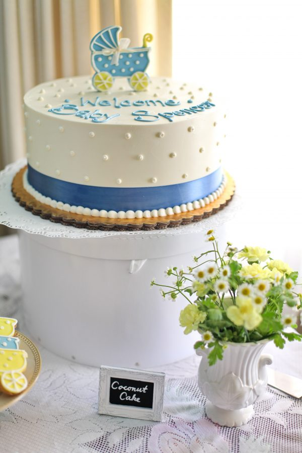 Baby Shower Cakes Los Angeles Ca