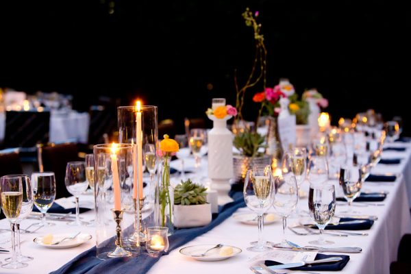 JS + A Wedding Reception Parker Palm Springs | Palm Springs, CA | Meadows Events
