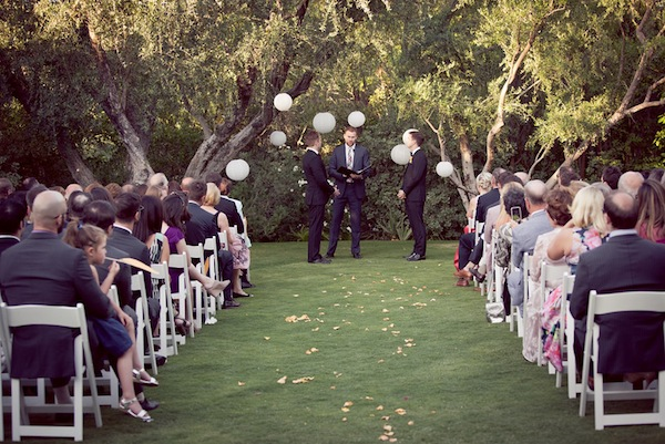 Parker Palm Springs Ceremony | Wedding Planner Meadows Events | Photos Courtney Vogel